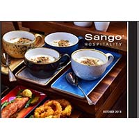 Sango Tableware - New for October 2018