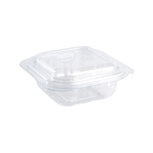 Salad Container 375ml Hinged (21068)