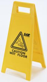 Wet Floor/Cleaning Sign