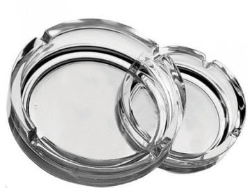 Glass Ashtray Small