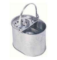 Galvanised Metal Bucket 13ltr