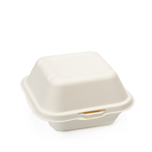 Sustainable Small Burger Box 4.75