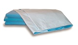 Community White, 70 x 85cm, One Way Stay Dry Bed Pad