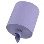 Blue 2ply Centrefeed Roll