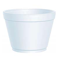 Dart 16MJ32 16oz Polystyrene Ex.Sq Container