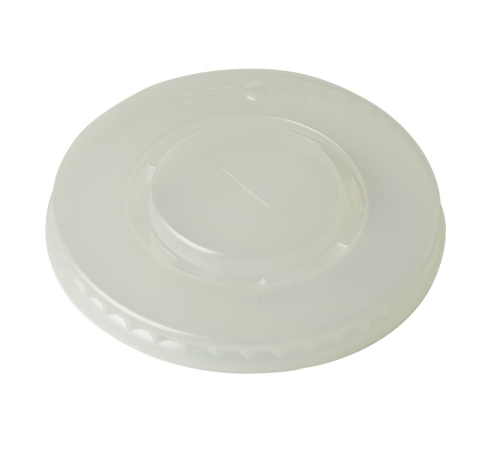 Dart 8SSL 8oz Straw Slot Lid