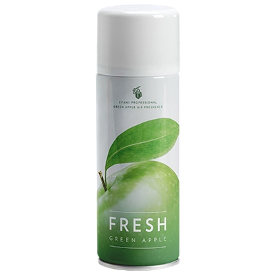 Evans Air & Fabric Freshner Apple (400ml)