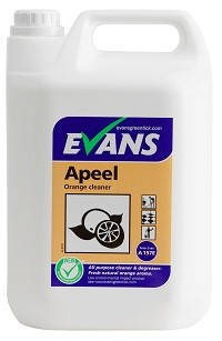 Evans Apeel Multipurpose Cleaner (5lt)