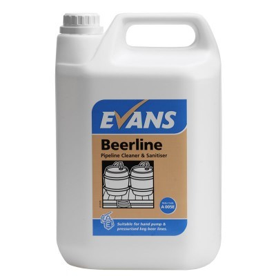 Evans Beerline Cleaner(5lt)