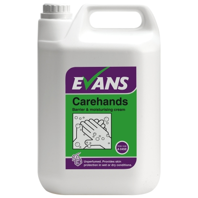 Evans Carehands Barrier Cream (5lt)