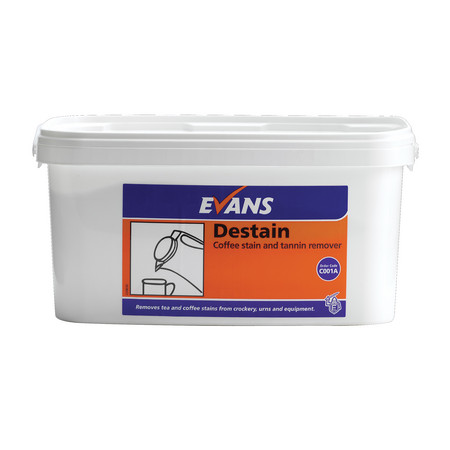 Evans Destain Coffee & Tannin Remover (5kg)
