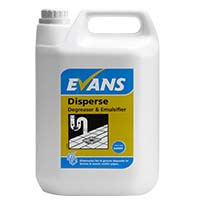 Evans Disperse Drain Cleaner (5lt)