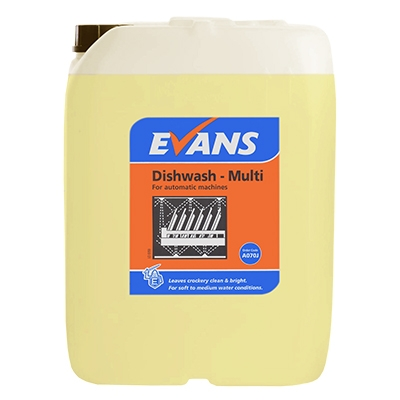 Evans Machine Dishwash Multi (5lt)