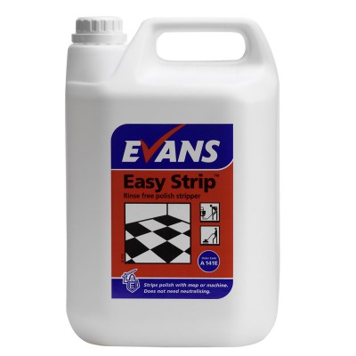 Evans Easy Strip Floor Polish Stripper (5lt)