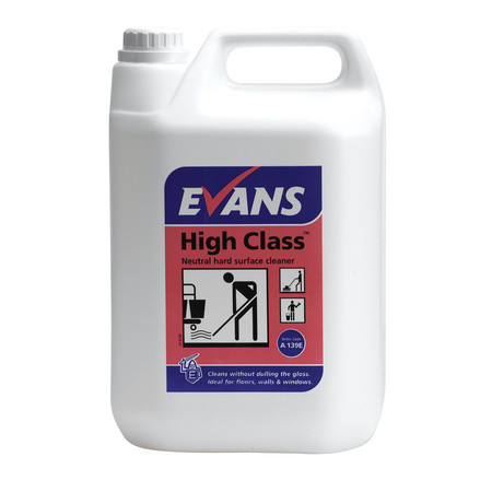 Evans High Class Multipurpose Cleaner (5lt)
