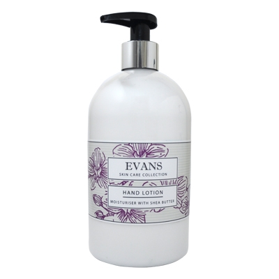 Evans Hand Lotion Pump (6x500ml)
