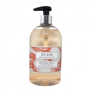 Evans Orchard Fresh Soap Pump (6 x 500ml)