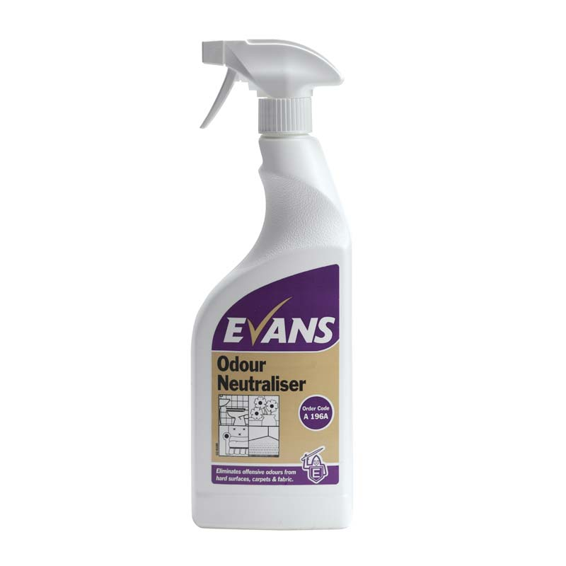 Evans Odour Neutraliser (6x750ml)