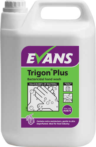 Evans Trigon+ Bacterial Hand Soap (5ltr)