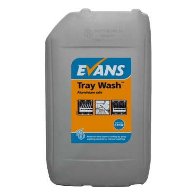 Evans Traywash for Aluminium Trays (25kg)