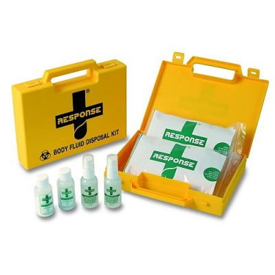 Body Fluid Disposal Kit (6 App)