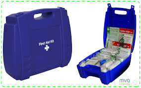 Catering First Aid Kid (Medium) BLUE