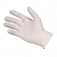 Glove Latex Powder Free (LWF1202) (M)