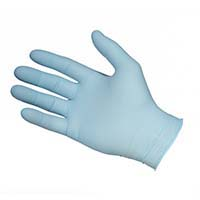 Glove Nitrile Blue (NBF3204) Powder Free (XL)