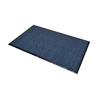 Frontbrush Heavy Traffic Entrance Mat (4x8) BLUE