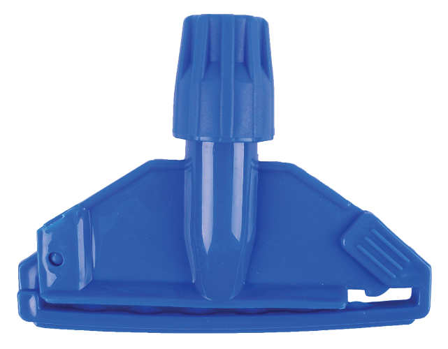 Kentucky Plastic Mop Fitting Blue