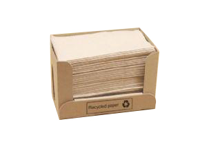 Dispenser Napkin 33/1ply Recycled