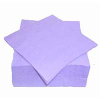 Napkin 33/2ply Purple