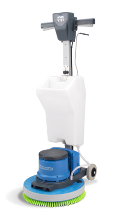 Numatic Hurricane Floor Cleaner 1000w, Scrub Brush & Tank