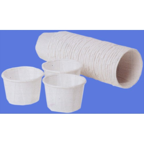 Pot Wax Paper 28ml (250) PHPOT063