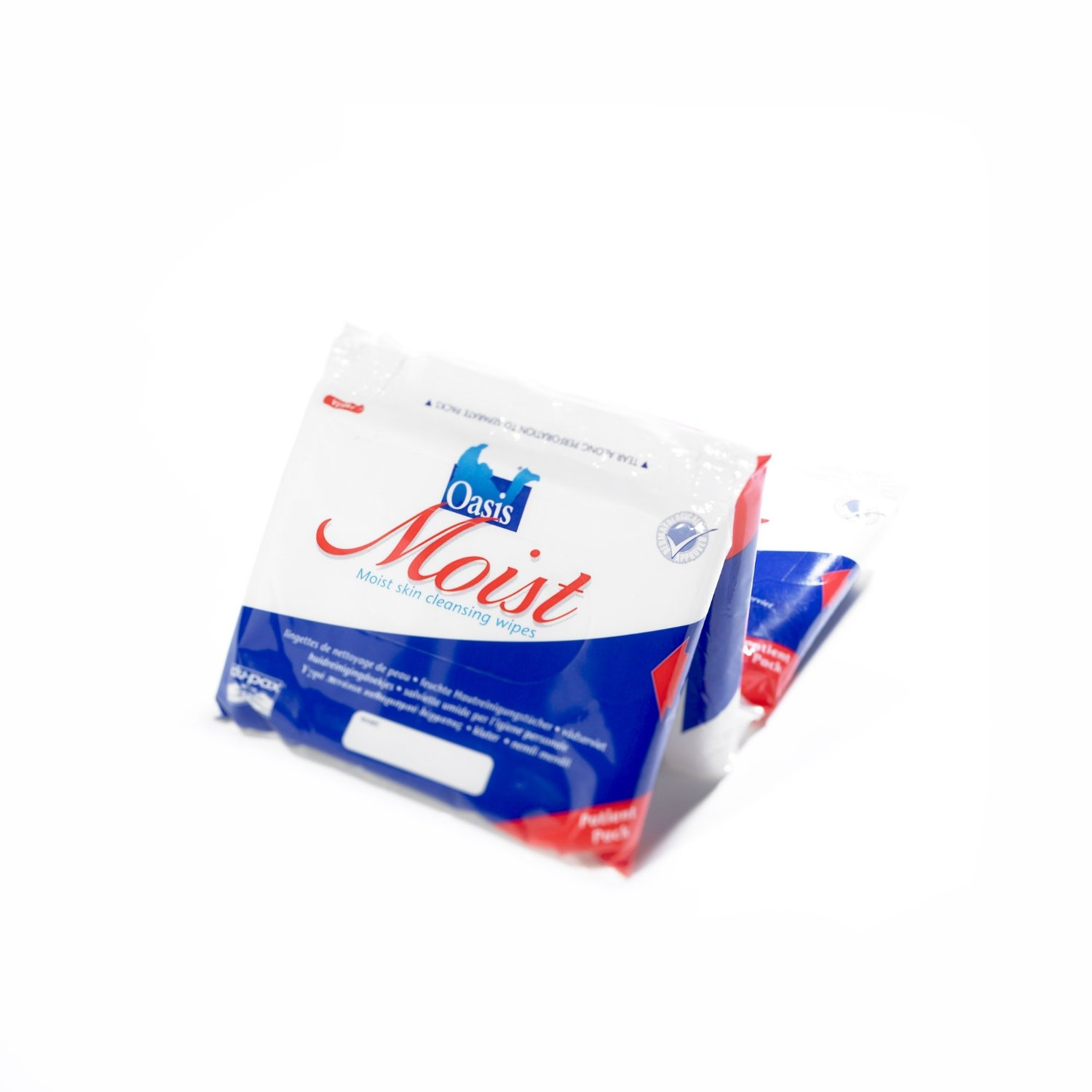 Vernacare Conti Moist Cleansing Wipes Refill