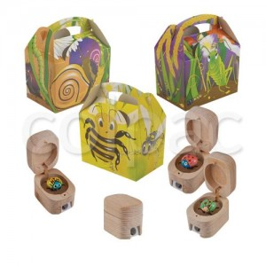 Colpac Kids Bugs & Slugs Carton/Toy  (03/PACK/54)