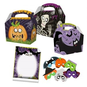 Colpac Kids Spooky Time Carton/Toy (03/PACK/65)