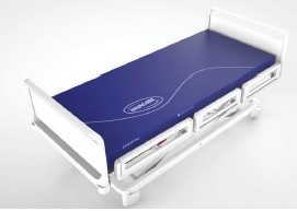 Invacare's new design for Essential range mattress covers